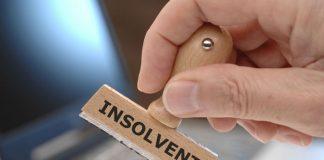 insolvency service payout