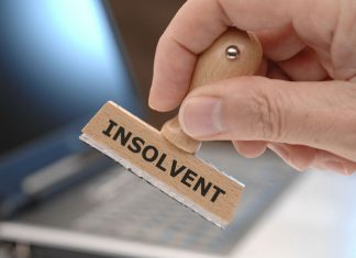 small business insolvencies
