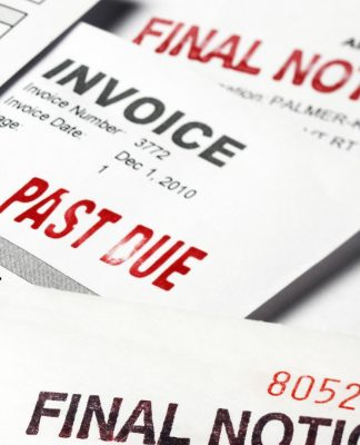 debt collection letters
