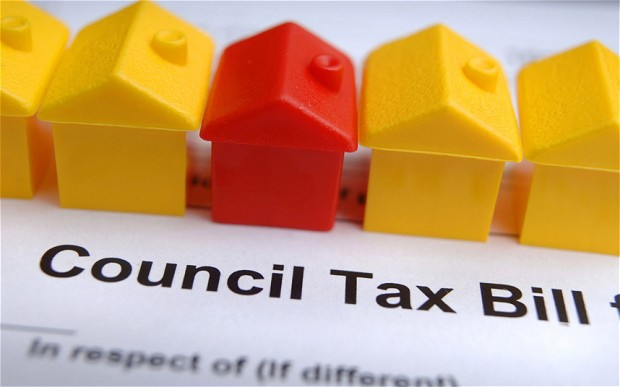 London Council Tax