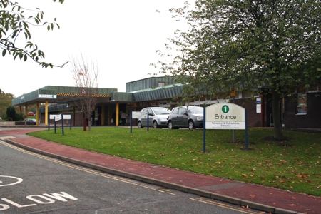 Halton General Hospital