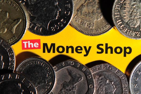 Money shop debt collection