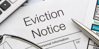 failed eviction