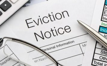 failed eviction