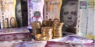 Scotland Business debt