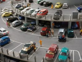 car parking fine