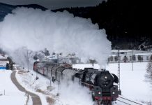 debt ridden railway